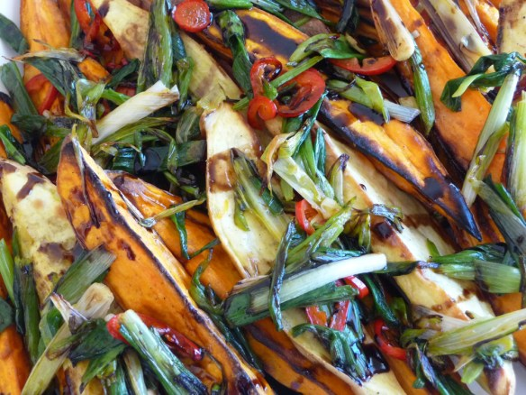 Roasted Sweet Potatoes & Yams – Thank You, Yotam Ottolenghi