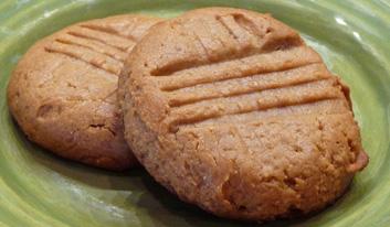 Linzer Thumbprint Cookies