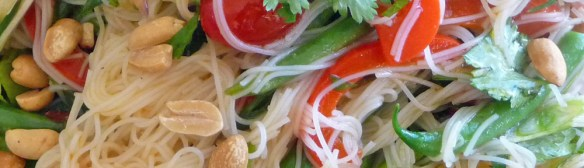 Thai Rice Noodle Salad – Fresh, Crisp, Versatile