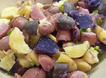 Potato Salad for July 4th & Beyond