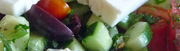 Greek Salad— Fresh, Vibrant, Easy