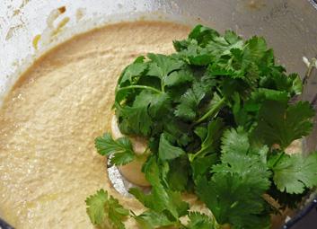 Preserved Lemon Hummus Recipe