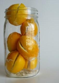 Moroccan Chard w/ Ras El Hanout & Preserved Lemon