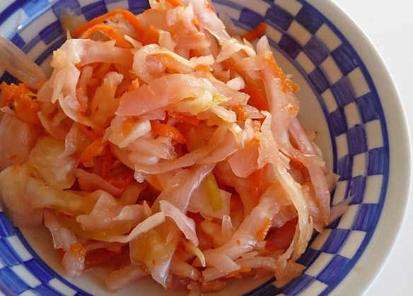 Curtido – Tangy, Sweet & Naturally-Fermented Kraut