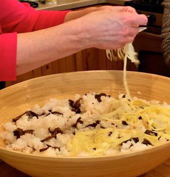 Chirashizushi – Scattered Sushi