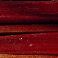 Rhubarb Preserves – Cooked in the Oven