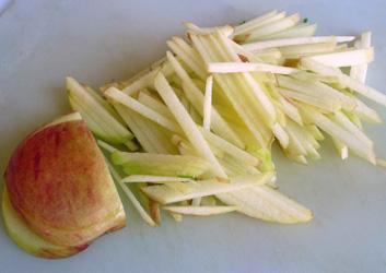 Apple Cabbage Slaw – Crisp, Colorful, Light & Flavorful
