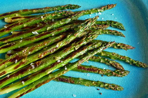 The Best Roasted Asparagus – Juicy, Crisp, Flavorful, Outstanding