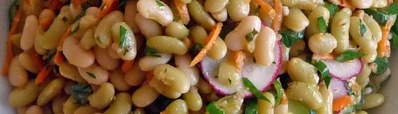 Flageolet Bean Salad – The Caviar of Beans