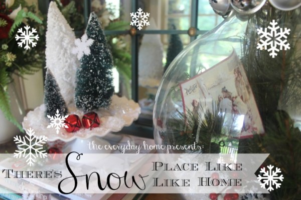 Lamps Plus Fillable Lamp Christmas Challenge by The Everyday Home