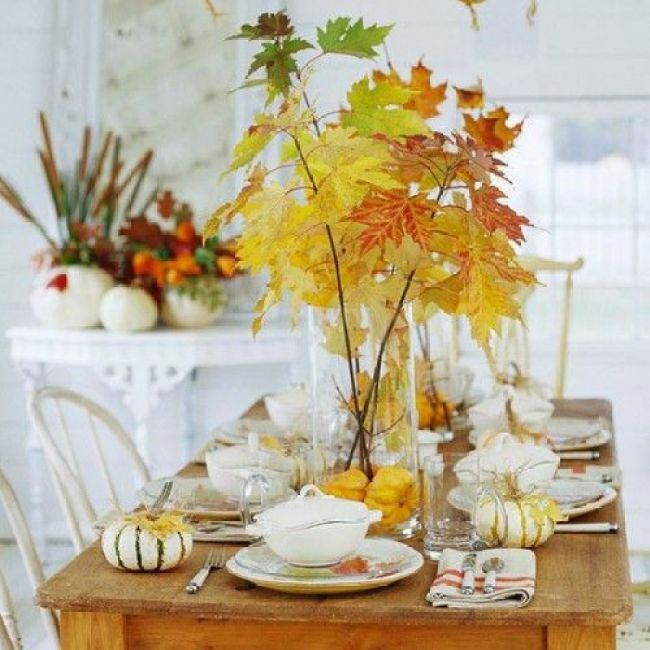 50+ Sensational Fall Centerpieces by The Everyday Home