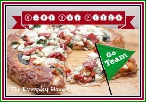 Game Day Pizza