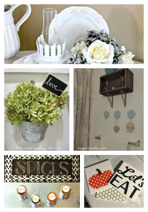 Lowes DIY Days Projects
