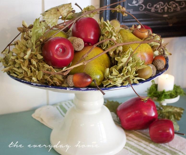 Farmhouse Harvest Platter | The Everyday Home Blog | www.everydayhomeblog.com