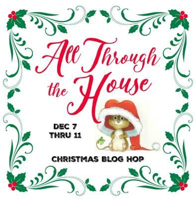 All Through the House Button