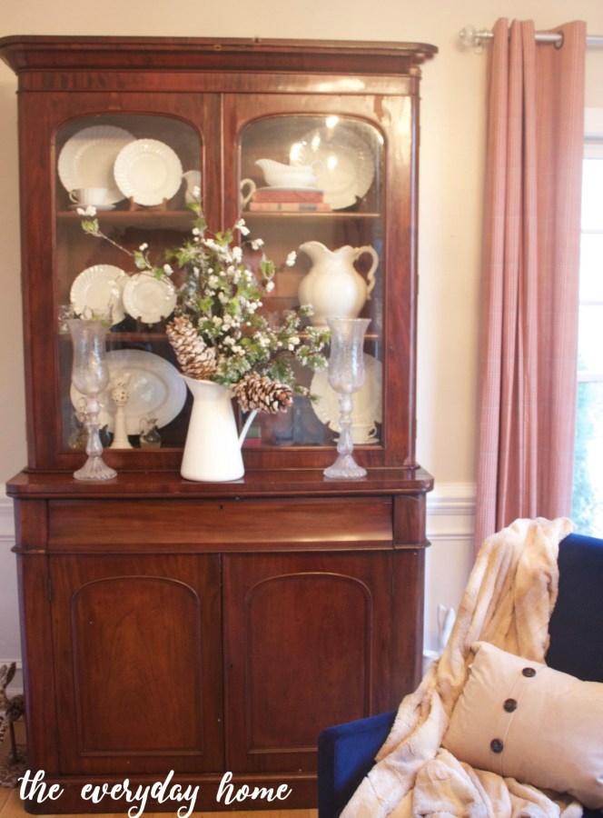 Winter English Hutch   The Everyday Home