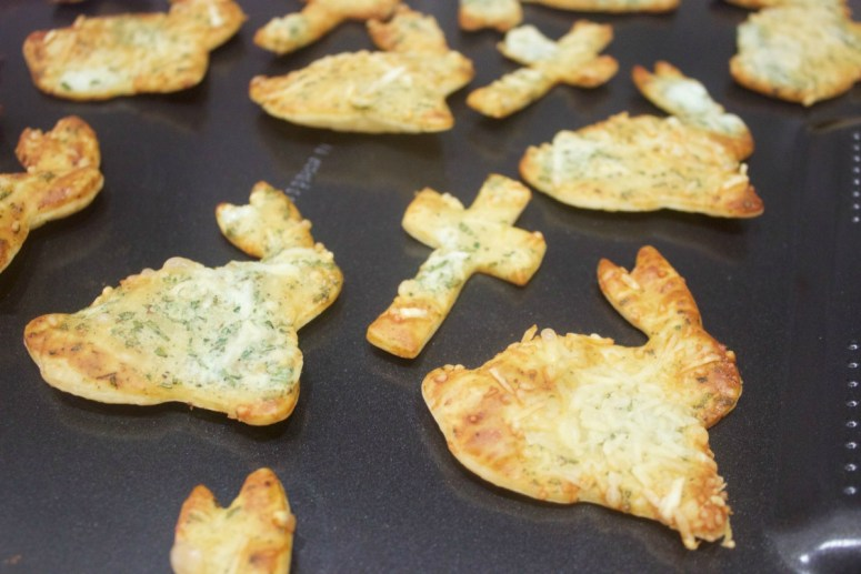 Baked Bunny Crackers