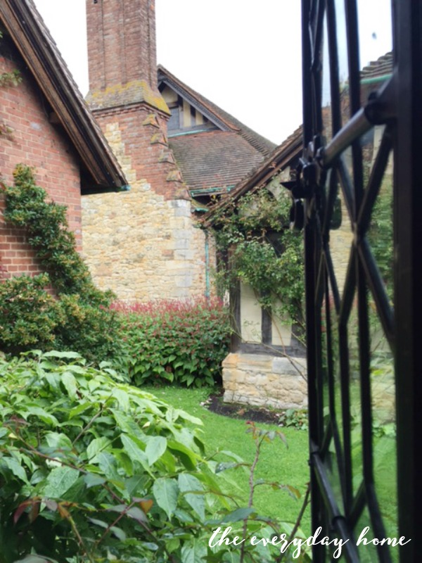 Hever Castle Inn | Garden View | The Everyday Home