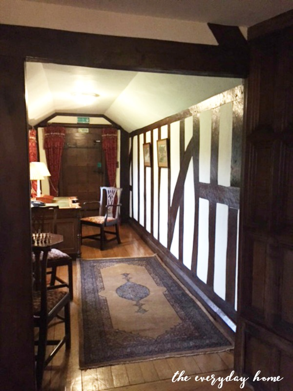 Hever Castle Inn | Hallway | The Everyday Home