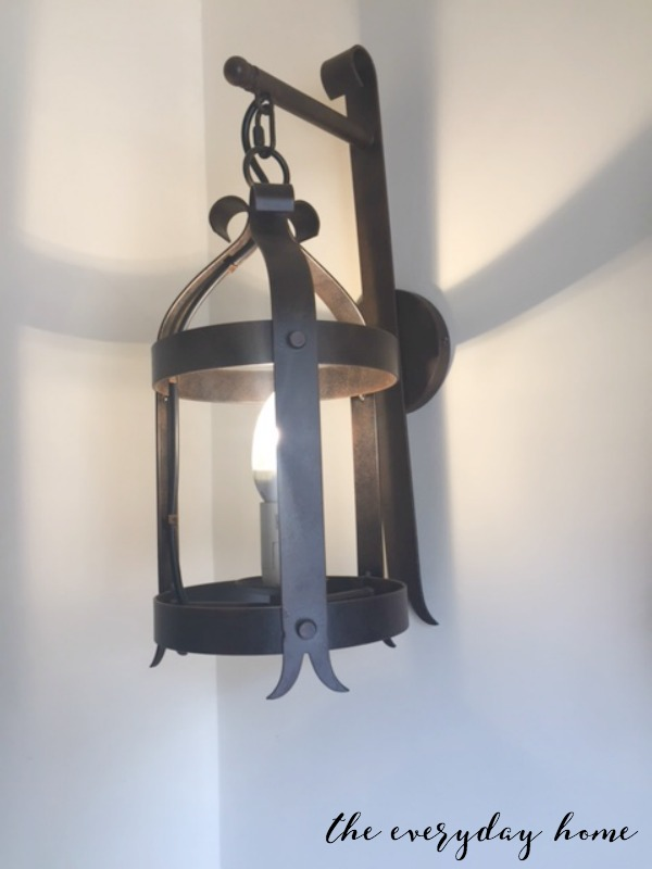 Hever Castle Inn | Light Fixture | The Everyday Home