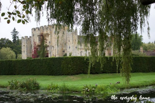 Hever Castle Tour | The Everyday Home