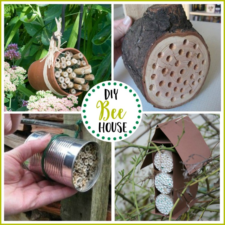 DIY Bee House   The Everyday Home