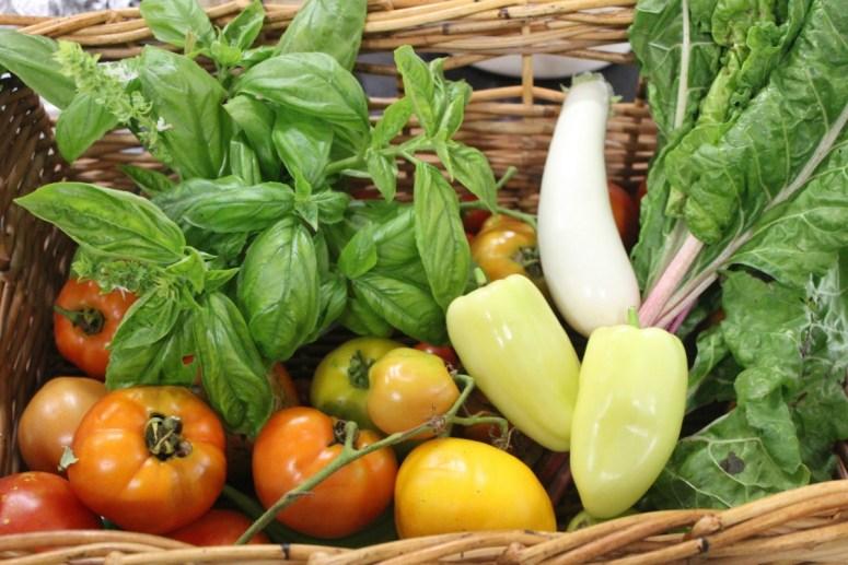 Fresh Garden Veggies