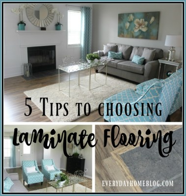 5 Tips for Choosing Laminate Flooring