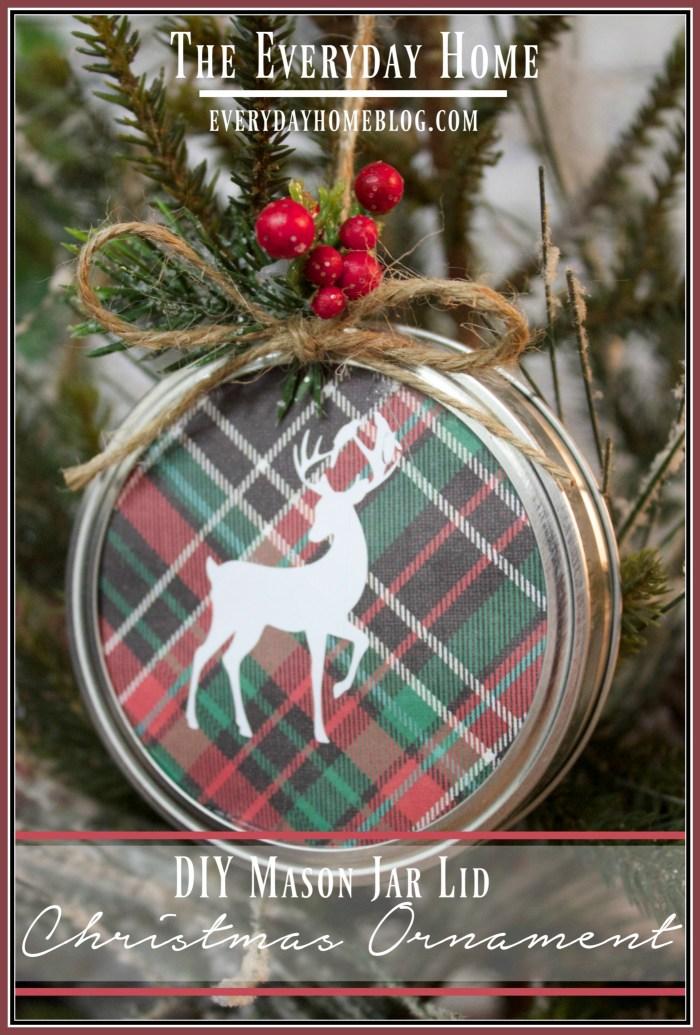 diy-mason-jar-lid-christmas-ornament   The Everyday Home   www.everydayhomeblog.com