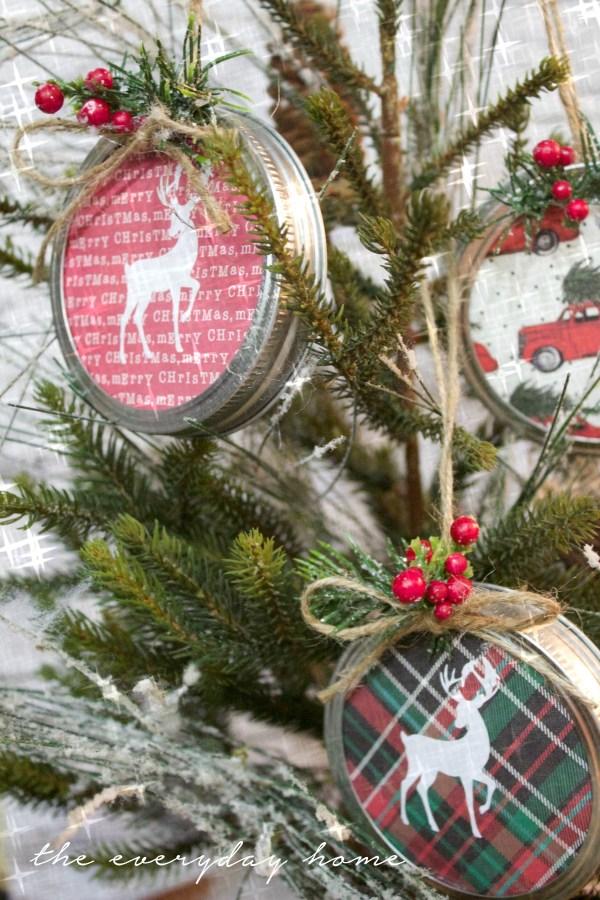 jar-lid-christmas-ornaments   The Everyday Home   www.everydayhomeblog.com