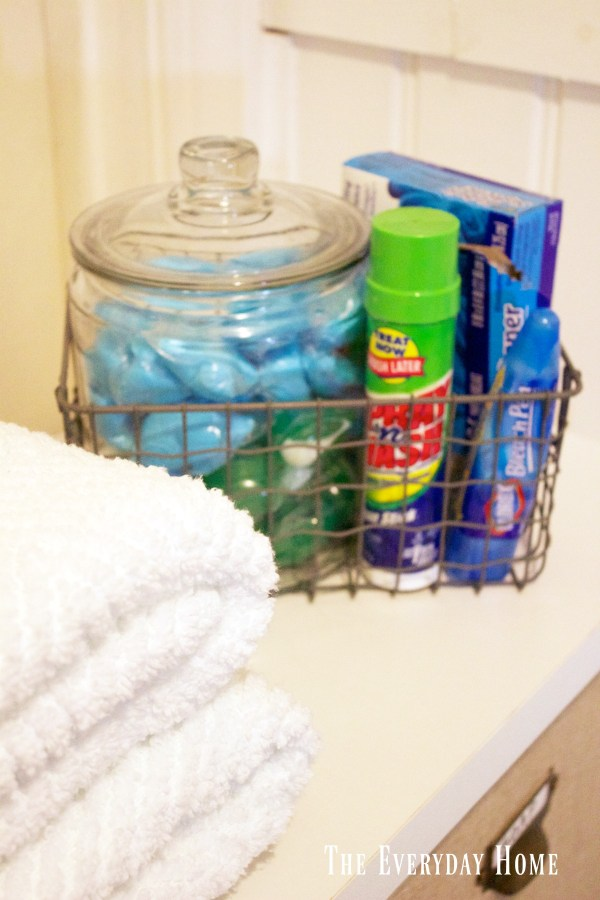 make-your-own-diy-laundry-cubby | The Everyday Home | www.everydayhomeblog.com