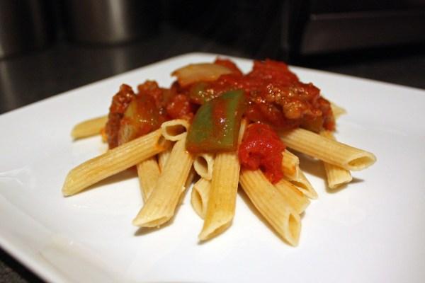 Italian Sausage Pasta Sauce