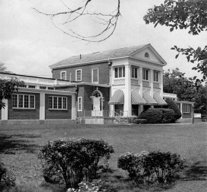 In 1992, the Carter Building became the maternity wing.