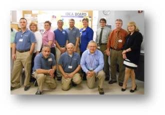 Idea Board: HealthAlliance Hospital Materials Management