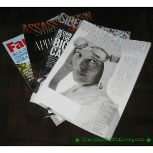 Simplify Saturday: Cancel Unwanted Magazine Subscriptions