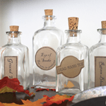 Apothecary Jar Printables for Halloween