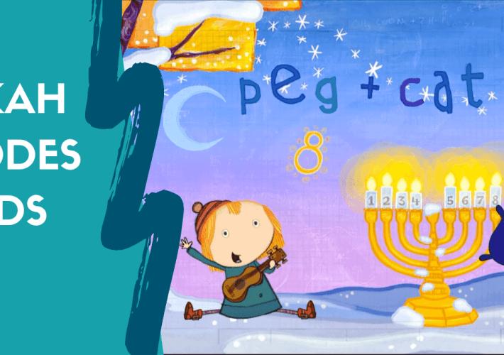 Hanukkah TV Episodes for Kids 2020