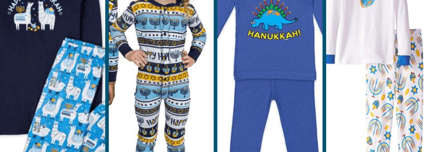 Hanukkah Pajamas