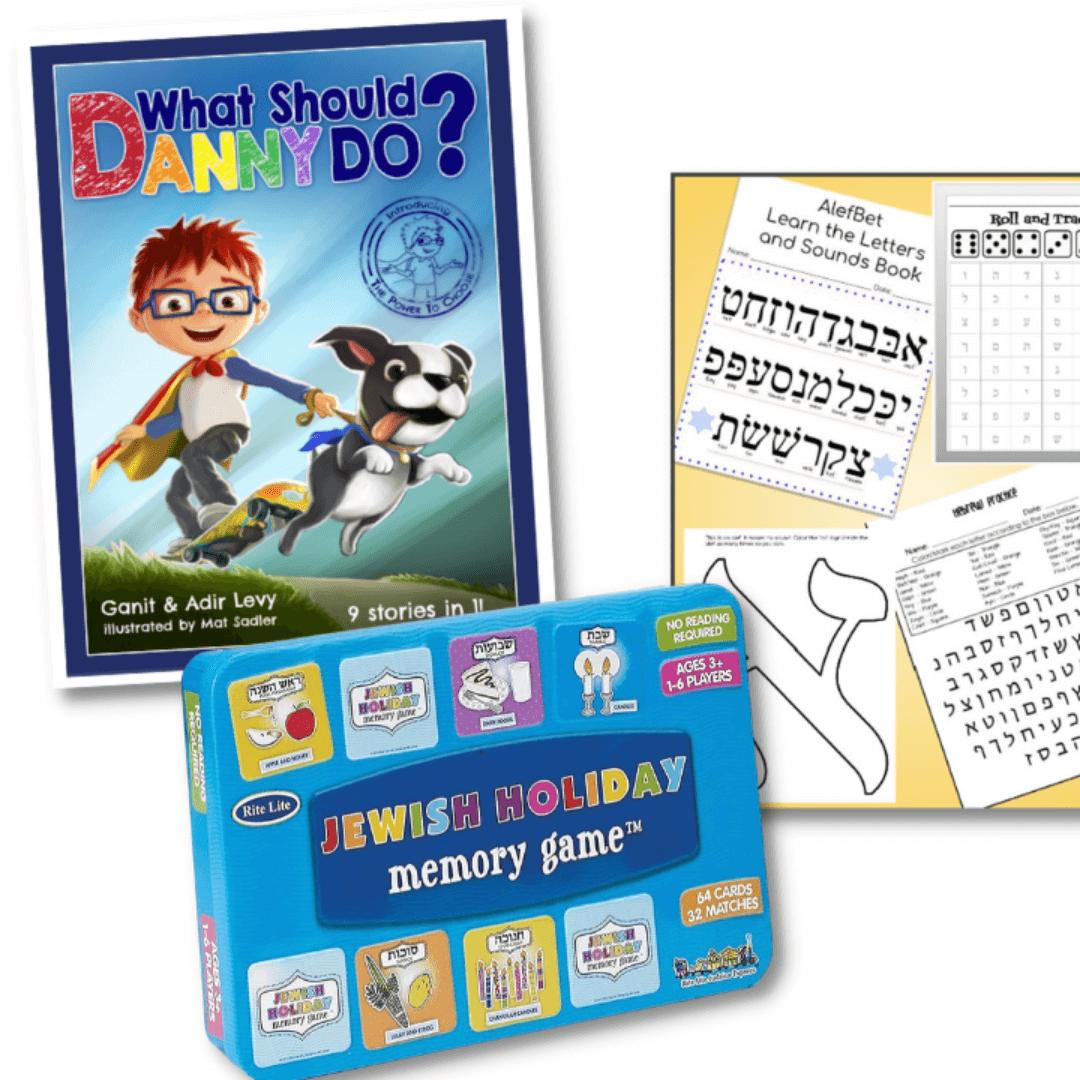 Jewish education at home