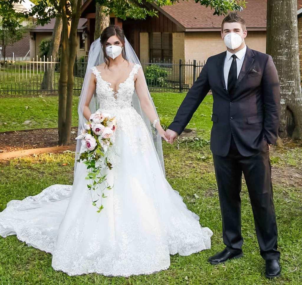coronavirus wedding, virtual wedding