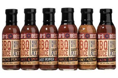 JB's Best BBQ Sauce