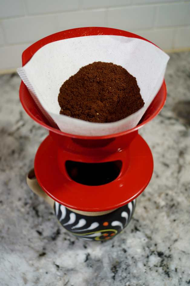 pour over coffee #pourovercoffee