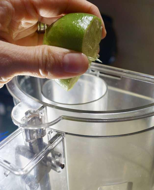 Add lime to mayo #supereasyhomemademayo
