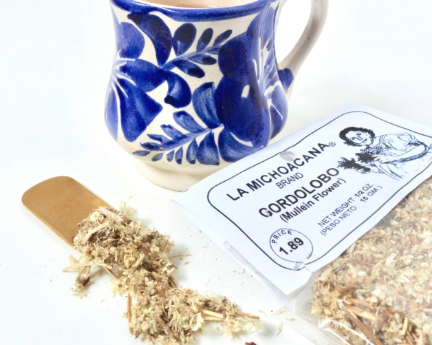 Gordolobo Tea and Other Great Cough Remedies