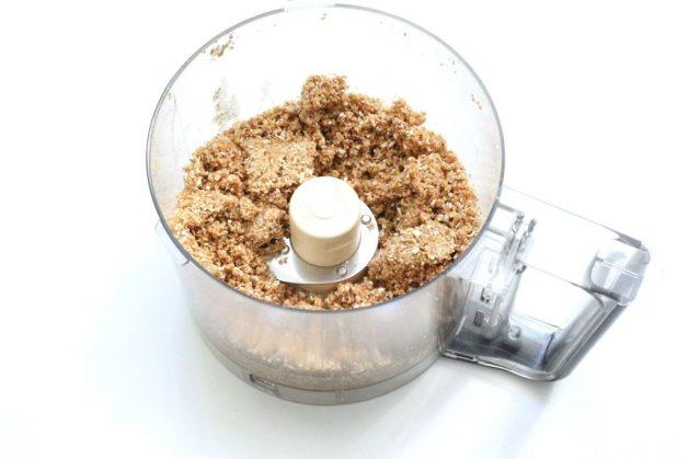 Dough for coconut cinnamon bites #coconutcinnamonbites #healthykidfoods #glutenfreesnacks