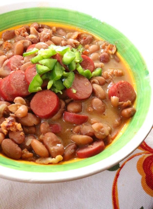 Frijoles Charros (Mexican Charro Beans)