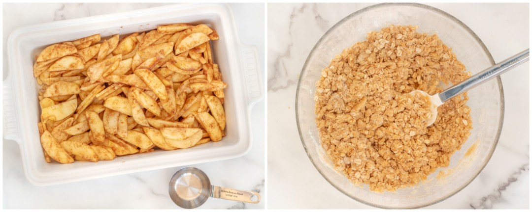 the best apple crisp recipe