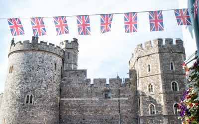 A DAY TRIP TO WINDSOR CASTLE