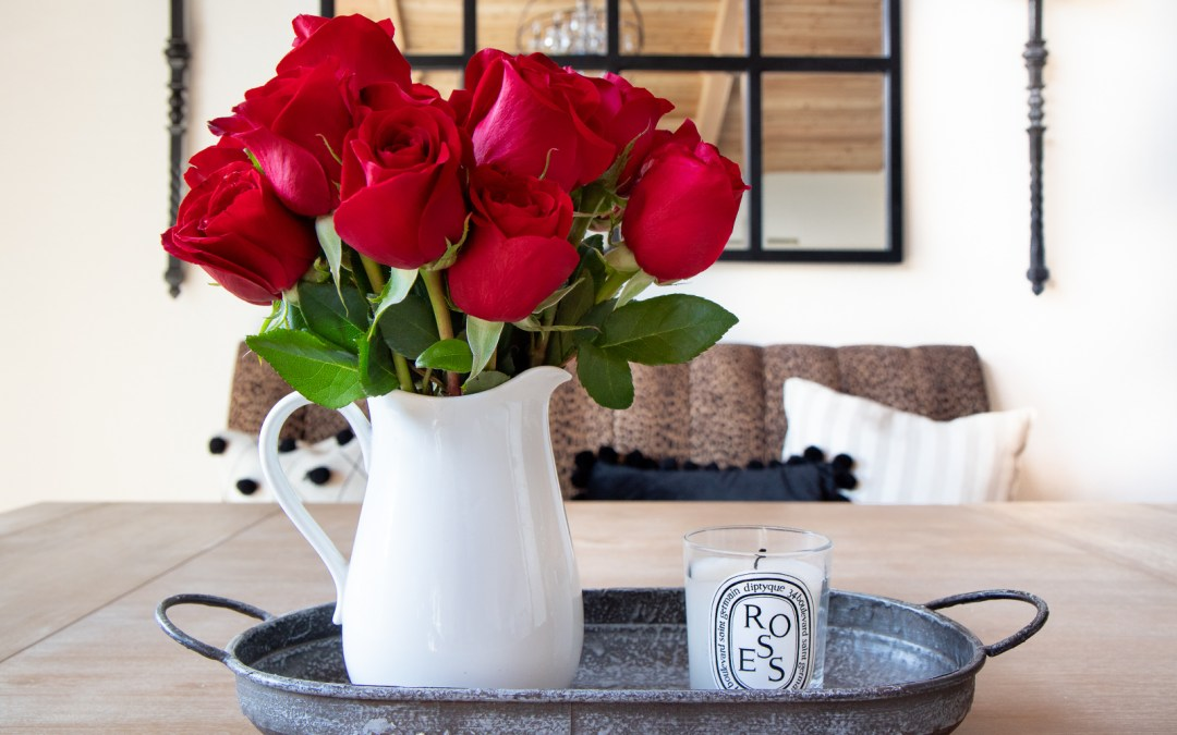 10 WAYS TO EXTEND THE LIFE OF CUT ROSES