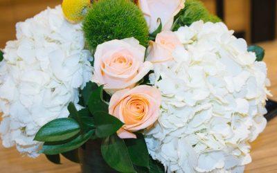 ARRANGE FLOWERS & SIP WINE WITH ALICE'S TABLE